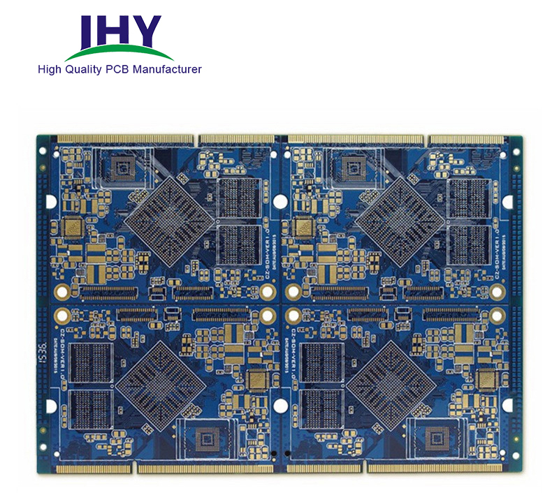 12 Layers Impedance Control PCB