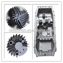 China fábrica OEM personalizado calor dissipador de alumínio die casting