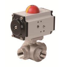 Пневматический переключающий клапан NPT / BSD / JIS / DIN