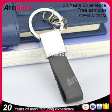 Accesorios personalizados de llaveros de lujo personalizados para las llaves del coche