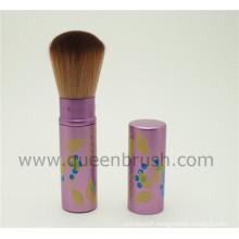 New Design Nylon Hair Retractable Brush