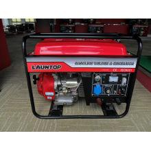Генератор для бензиновой сварки мощностью 5 кВт 200А