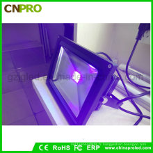 La lumière UV d'inondation UV LED 50W la plus populaire