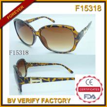Sex Leopard Print Sonnenbrille mit kostenlose Probe (F15318)