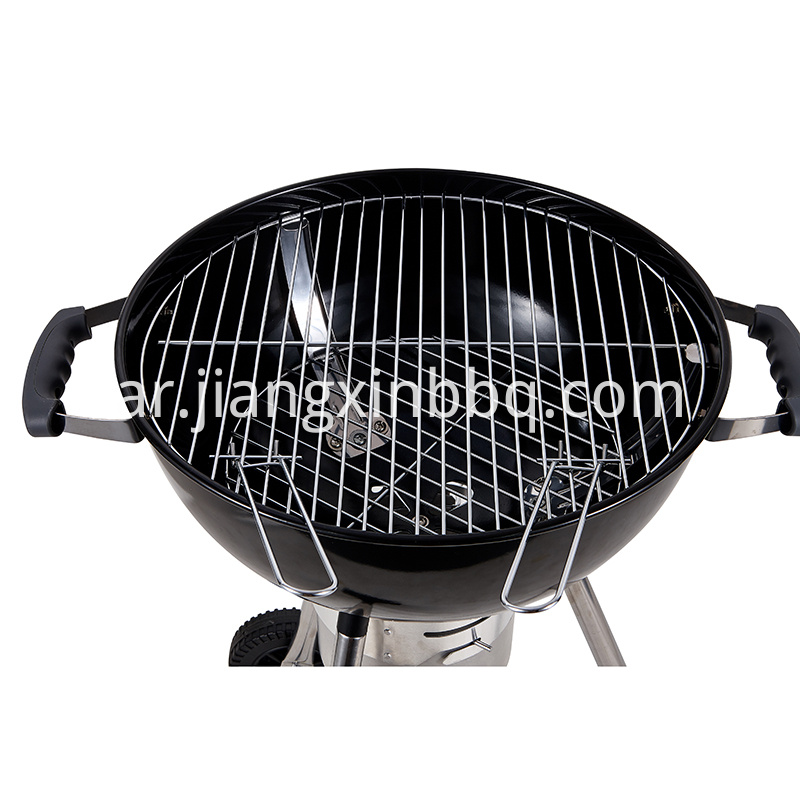 18 Deluxe Weber Style Grill Firebowl