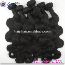 Thick Ends Unprocessed Virgin Hair Extensions Hair Weave