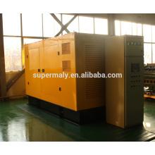 10KVA -1000KVA generador de bajo ruido de biogás con cummins / Deutz / jichai / zichai / motor yuchai