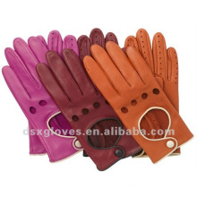 2014 new style fashion leather driving gloves