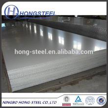 Stabilste Qualität Edelstahlblech Edelstahlblech aus der besten Stahlfabrik Baosteel
