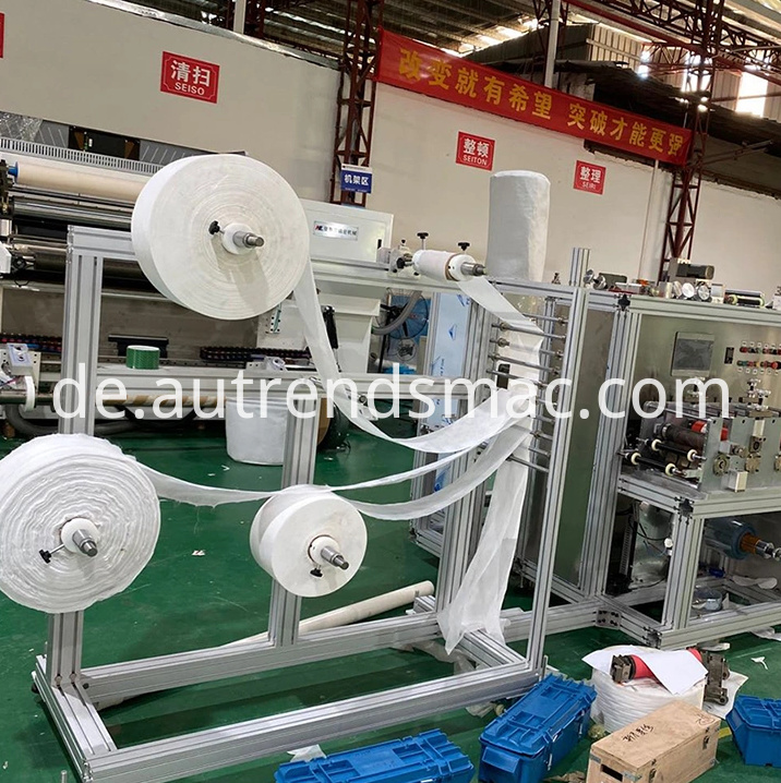 KN95 Protection Mask Making Machine