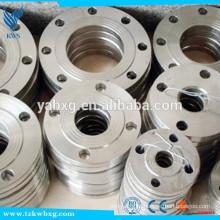 A venda quente personalizado AISI 304 flange de aço inoxidável com novo estilo