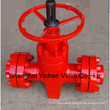 API 6A High Pressure Gate Valve