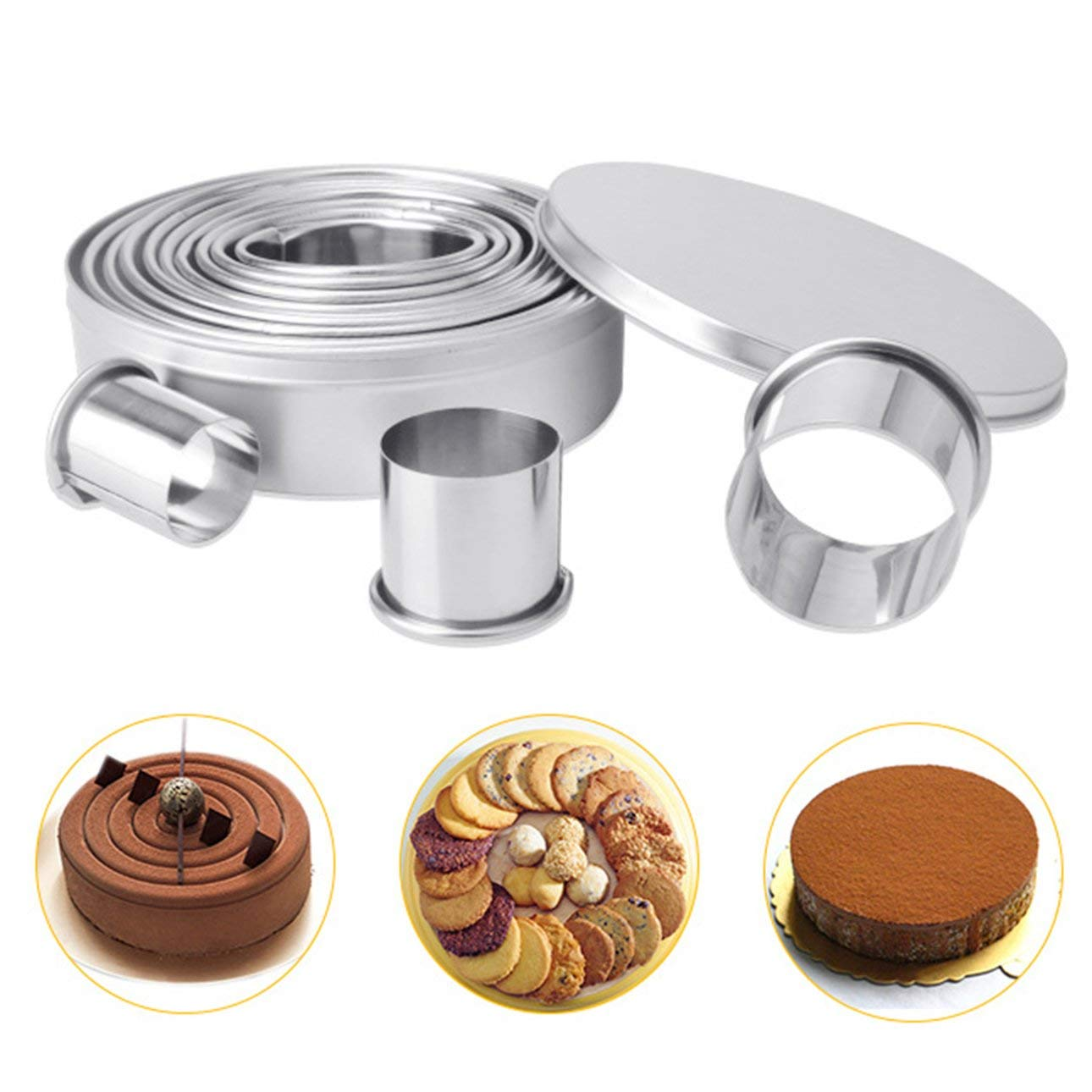 cookie cutter stainless steel