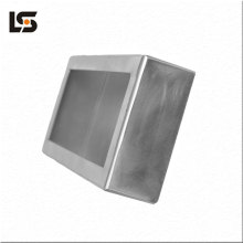 Caixa de serviços personalizados funciona Fábrica de chapa metálica de aço inoxidável de alumínio pequeno