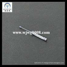 Acupuncture Sonde à ressort avec pointe cylindrique D-2A