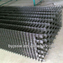 Black Welded Wire Mesh Sheets