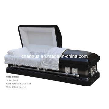 Style américain 18 Ga acier cercueil (1859116)