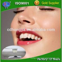 Blanqueador de dientes de coco en polvo de carbón activado