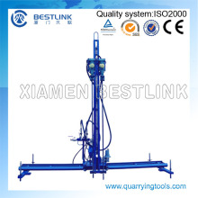 Pneumatic Mobile Rock Drill for Horizontal Bl28-2A