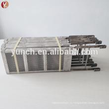 ММО С Покрытием Сетчатая Корзина Платинированный Титановый Анод