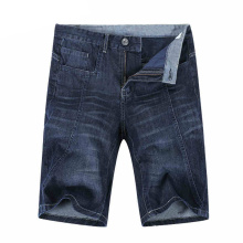 2017 Men Jeans Shorts Fashion Shorts Jeans Cotton Denim Shorts