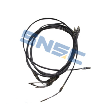 FAW xindawei parts Unit kabel throttle 2S1108410-1740