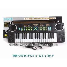 Instrumento musical electrónico