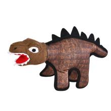 New Design Dinosaur Shape Durable Tugging Molar Chew Interactive Pet Toys