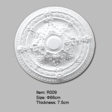 Polyurethane Ceiling Light Medallion