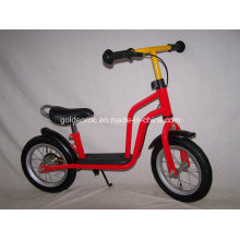 Bicicleta de equilibrio de cuadro de acero (PB213-6D)