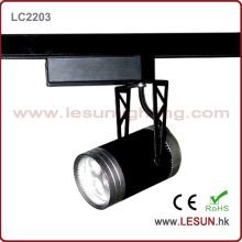 Projetor da trilha do diodo emissor de luz de 3 * 1W mini para a feira de comércio (LC2203)