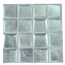 2 Inch Glass Backsplash Decorative Wall Tiles Mosaic Designs