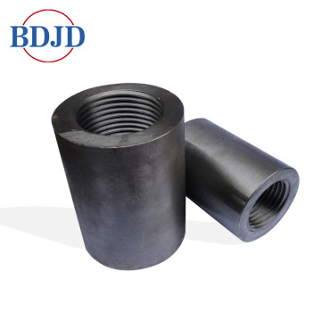 Black Color Cold coupler rebar palsu