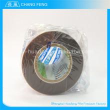 Intensidad alta con uso prolongado aislamiento impermeable cinta de tela de un solo lado