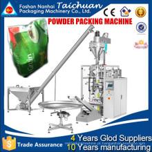 Automática Vertical parafuso de medição de trabalho fechado bom vedação em pó máquina de embalagem / máquinas de embalagem de farinha