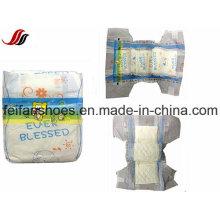 Китай Оптовая продажа индивидуальные высокое качество пеленки младенца с breathable лист для стран Африки, детские пеленки с Тавром OEM