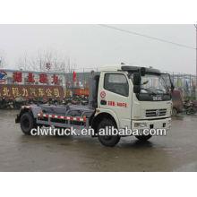 DongFeng DLK arm-roll camión de basura, 6000L camión de basura