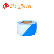 color box available blue and white warning tape