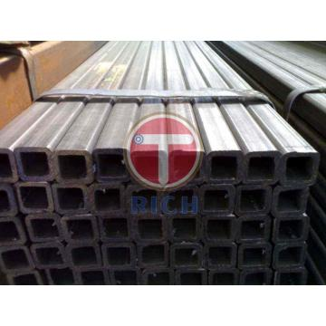 JIS G 3466 galvanized square hollow section