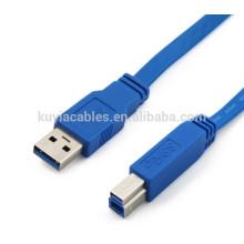 Суперскоростной черный USB 2.0 3.0 A TO B Кабель принтера A / B