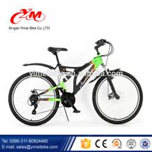 China mtb bicicleta fábrica atacado mountain bike / 26 polegada de bicicleta de montanha / 2017 Melhores Avaliado adulto Barato bicicleta MTB