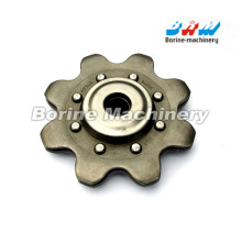 AH101219 John Deere Cornhead Gathering Chain Lower Idler Sprocket