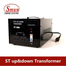 500W Transformer to Step Down From 220V/240V to 110V