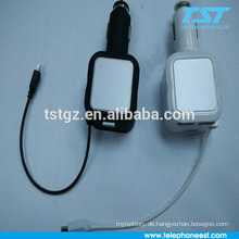 Wireless-Ladegerät mit USB-Aufladung für Mobiltelefon