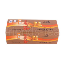 Thé gingembre miel instantanée
