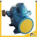 Pompe à eau diesel à grande capacité pour l'irrigation agricole