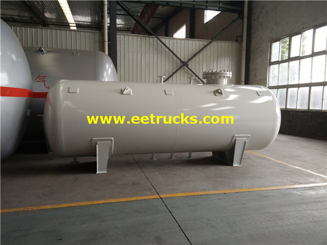 5 MT Small Aboveground LPG Tanks