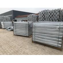 Foundation System Solar Project Spiral Screw Pile