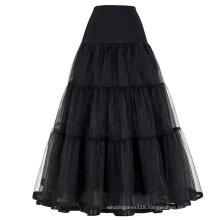Grace Karin Women's Crinoline Petticoat Underskirt for Retro Vintage Dress CL010421-1