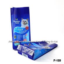 Quad Seal Heavy Duty Cat Litter Bag